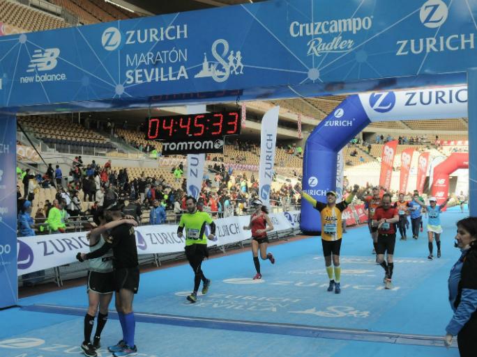 maratona sevilha
