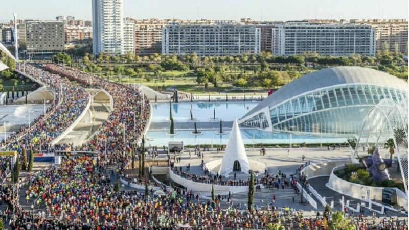 Maratona valência