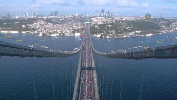 maratona istambul 1