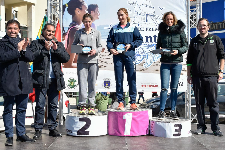 GP Atlântico-podio fem