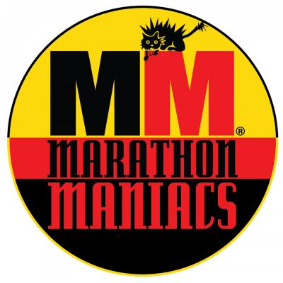 LOGO MARATHON MANIACS