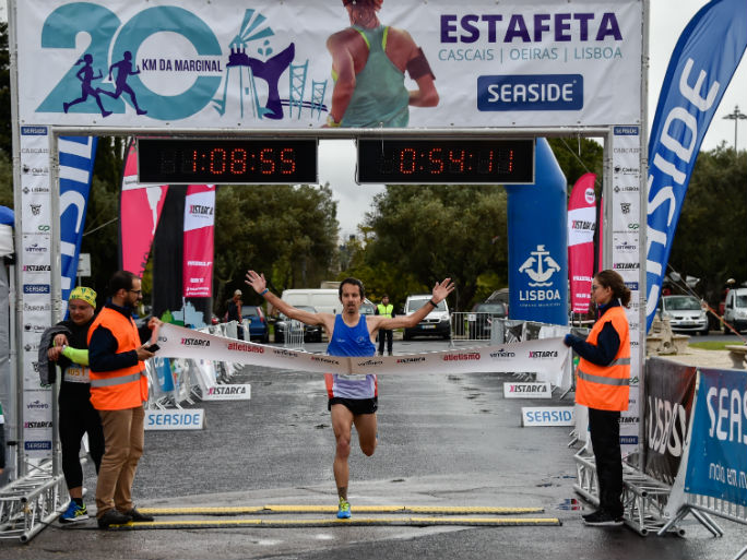 estafeta-1º 20 kms
