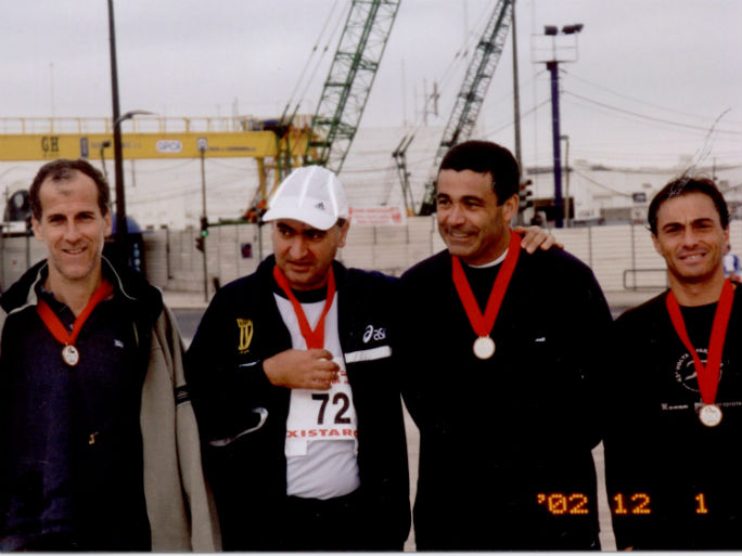 Pires-1ª maratona
