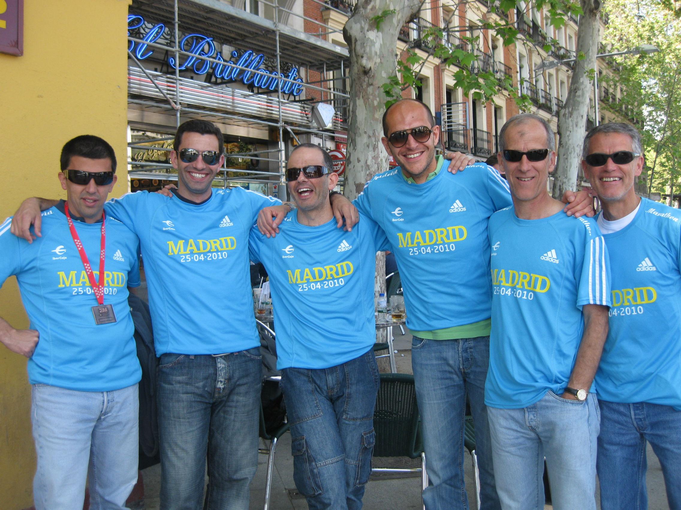 Pires - Madrid 2010