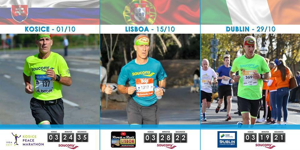 Pires - Maratonas Out 2017