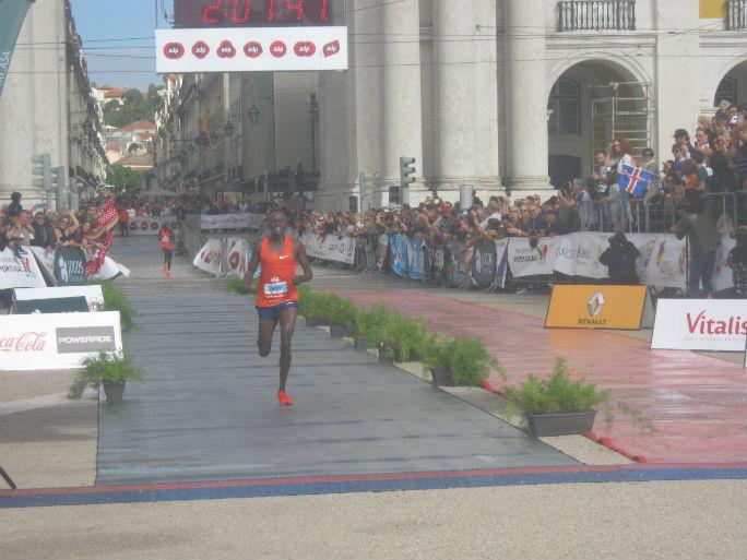 Maratona Lisboa2018-2º e 3º