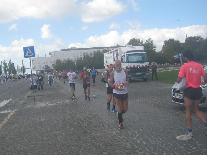 Maratona Lisboa2018-a chegar 4