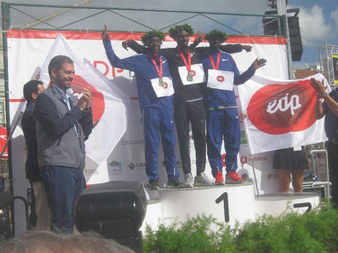 Maratona Lisboa2018-pódio masc
