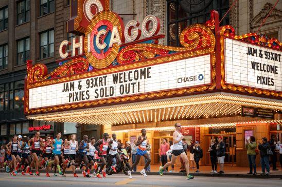 maratona chicago 1