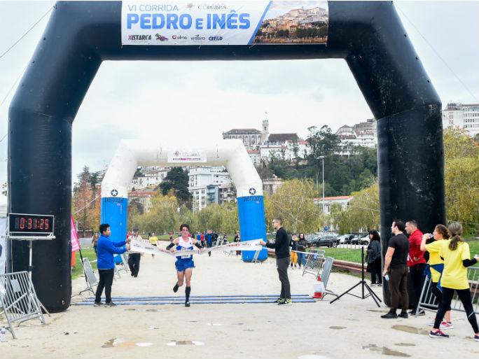 Corrida Pedro e Inês-vencedor