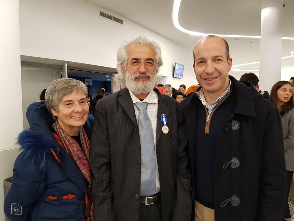 José Ribeiro-medalha de mérito da cidade
