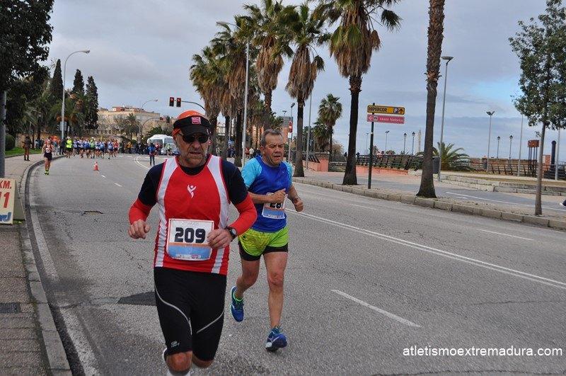 Zé - Maratón Popular Ciudad de Badajoz