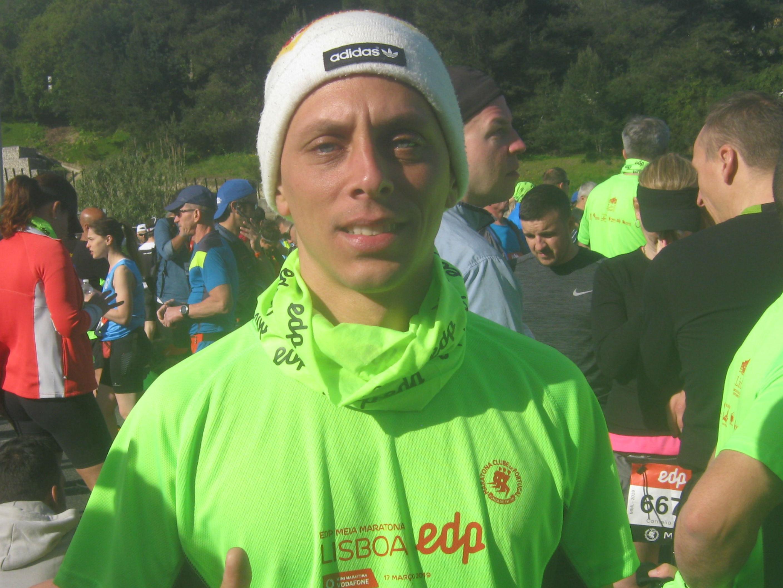 Meia Maratona Lisboa-Gabriel Fernandes