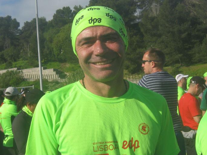 Meia Maratona Lisboa-Luís Coelho