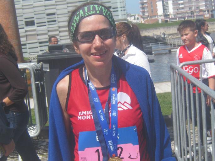 Maratona da Europa2019-Graça Costa