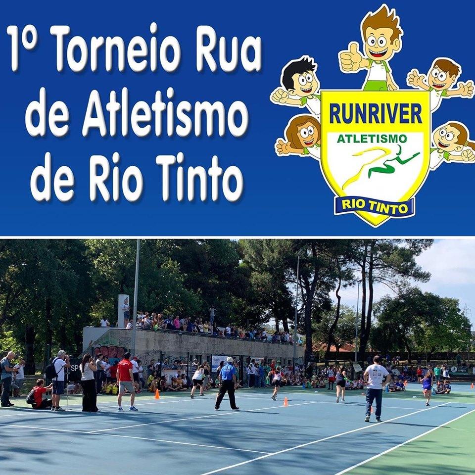 RunRiver-torneio de rua
