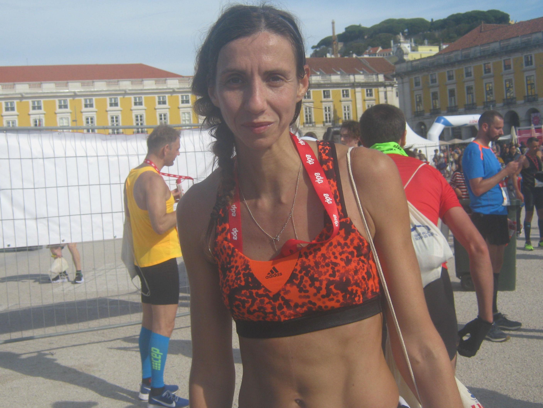 Maratona Lisboa 2019-Ana Sousa