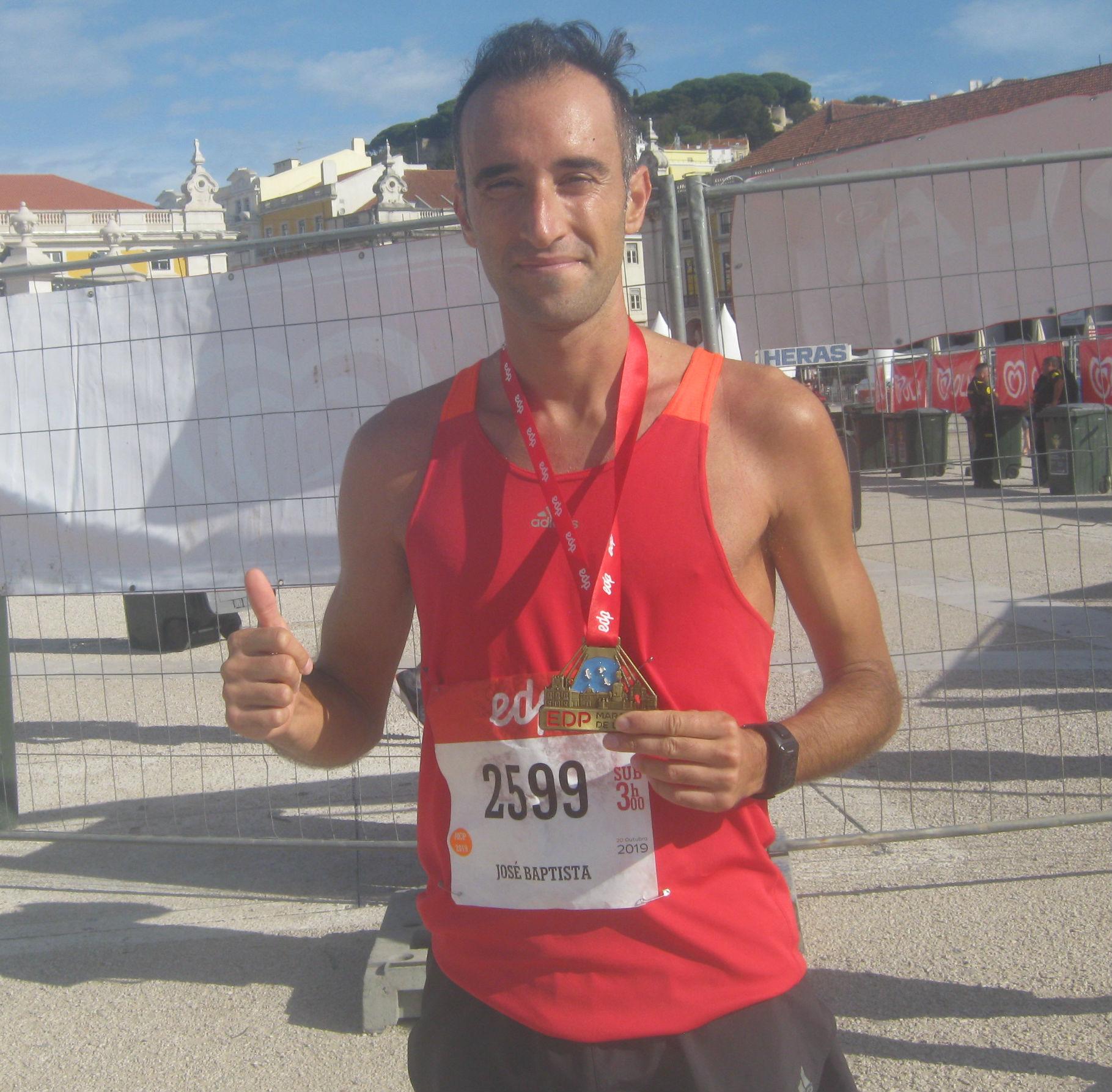 Maratona Lisboa 2019-José Batista 1