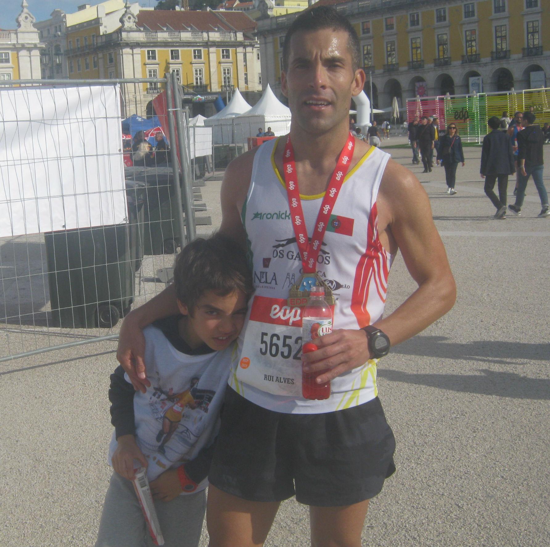 Maratona Lisboa 2019-Rui Alves