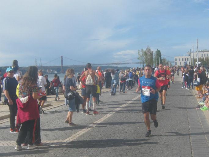 Maratona Lisboa 2019-percurso 4