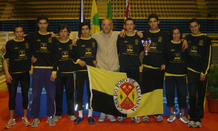 CP Alcanena-equipa-3º lugar
