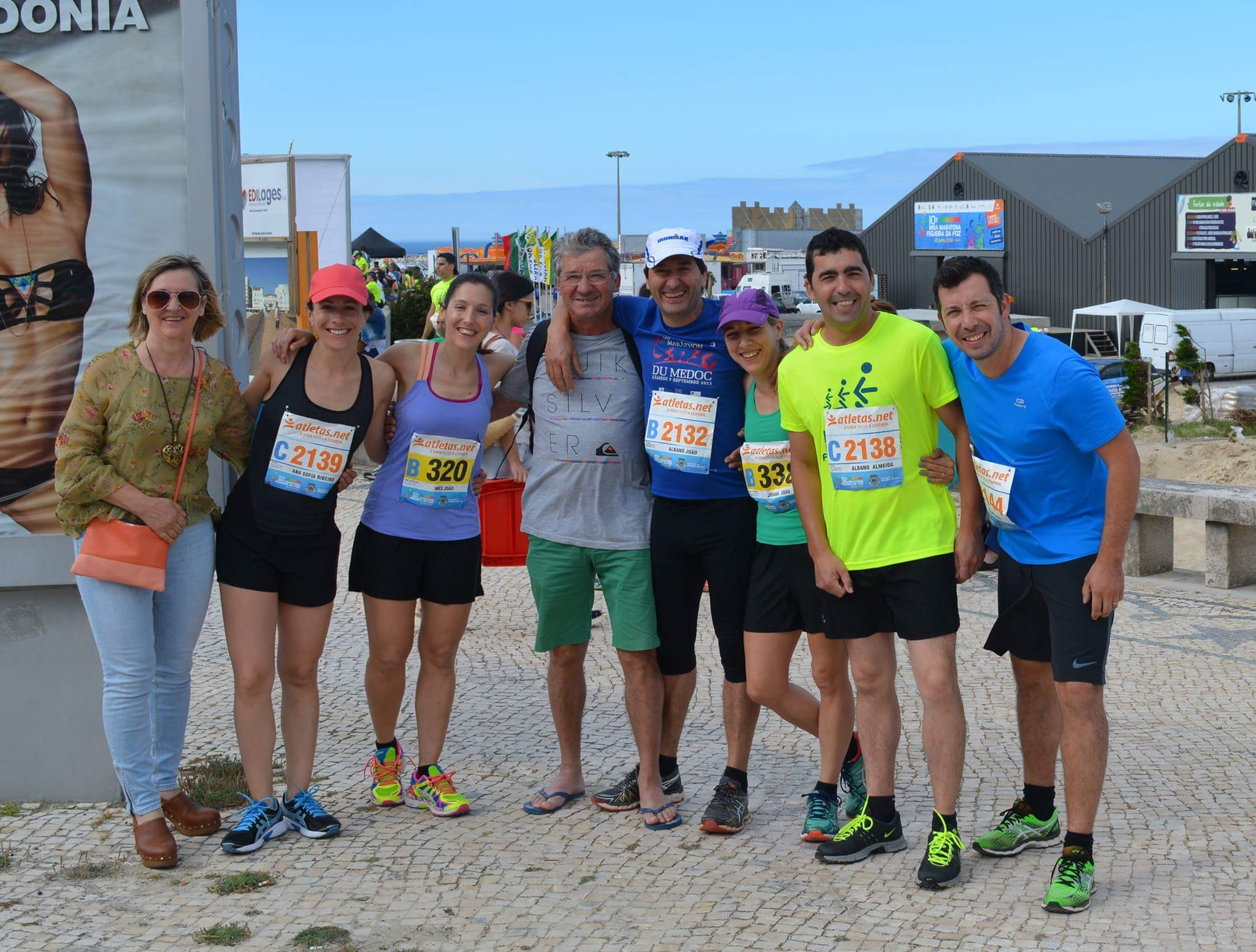 Inês João-1ª meia maratona