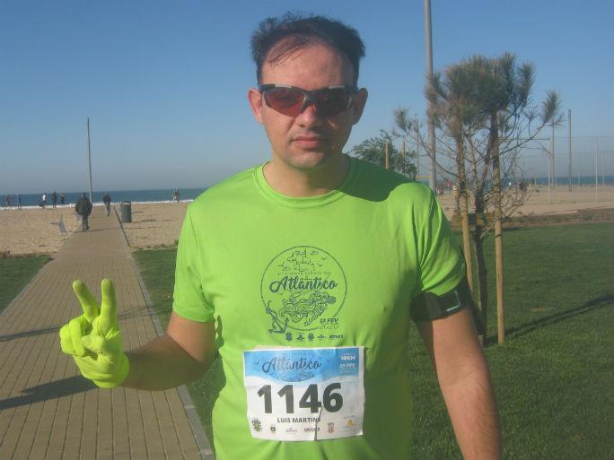 Corrida do Atlântico2020-Luís Martins