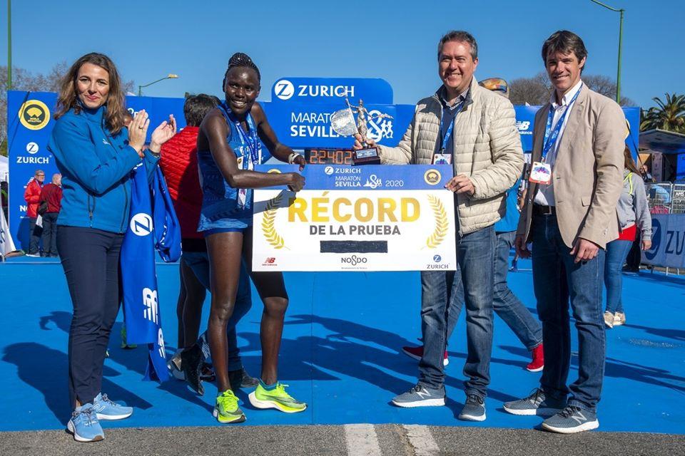 maratona sevilha-recorde fem.