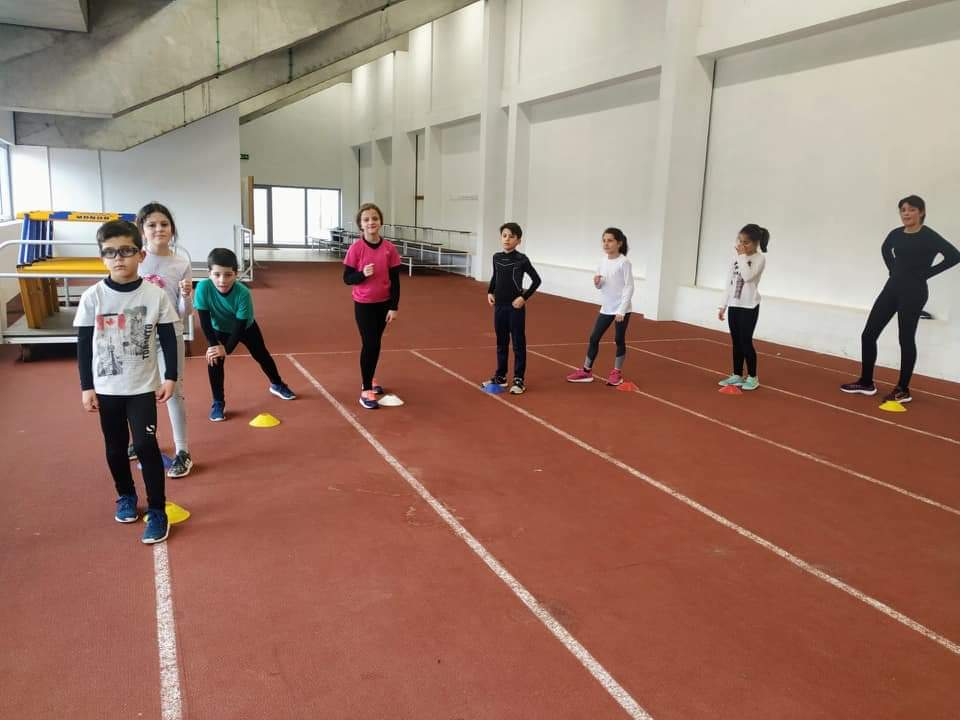 FC Vizela-crianças