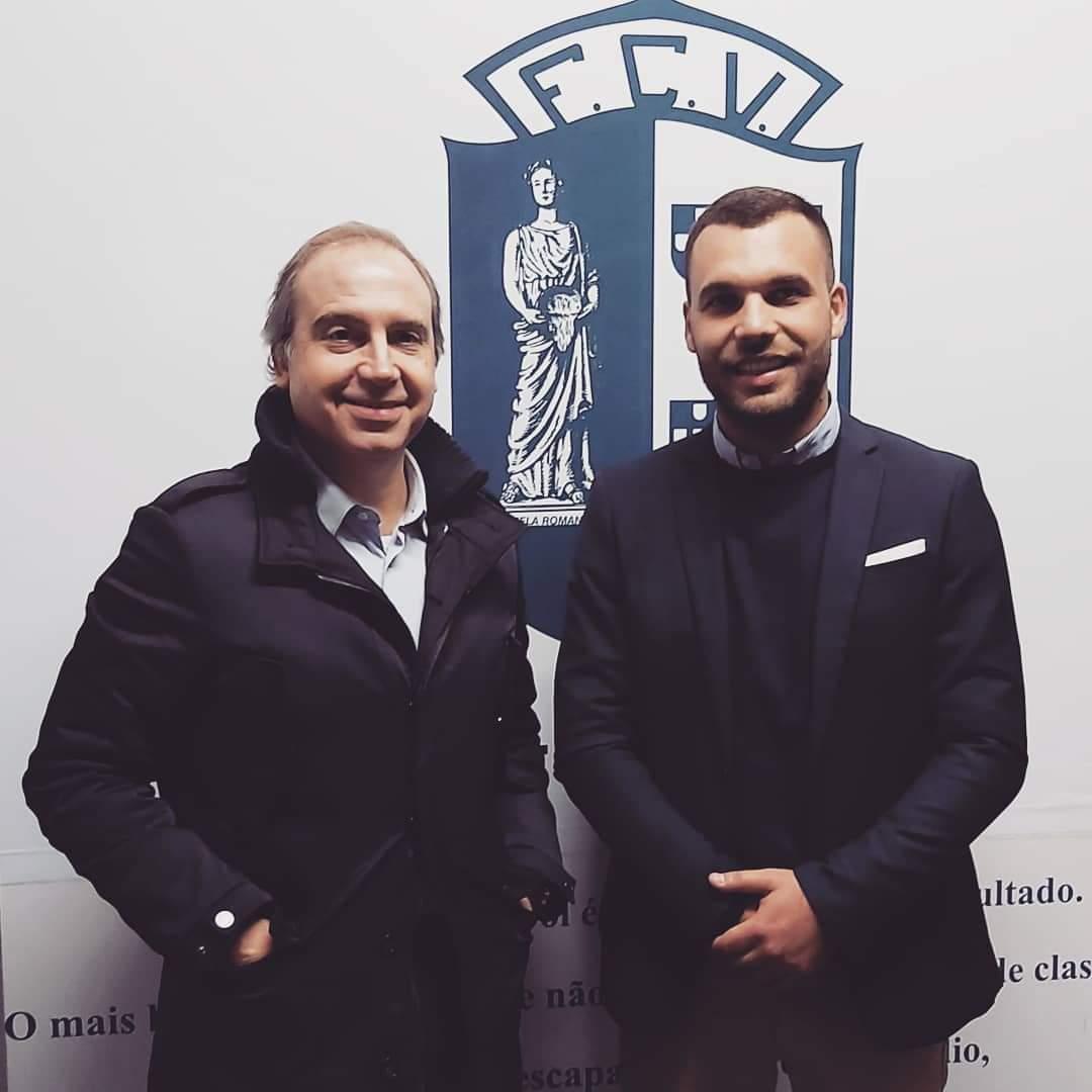 FC Vizela-presidente e vice