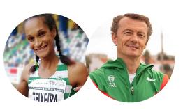 Paulo Guerra e Sandra Teixeira
