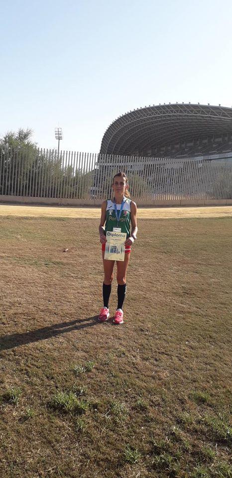 Teresa Bernardo-Campeonato Europeu Masters 1