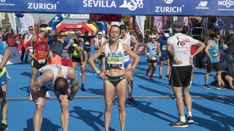 Teresa Bernardo-Maratona Sevilha