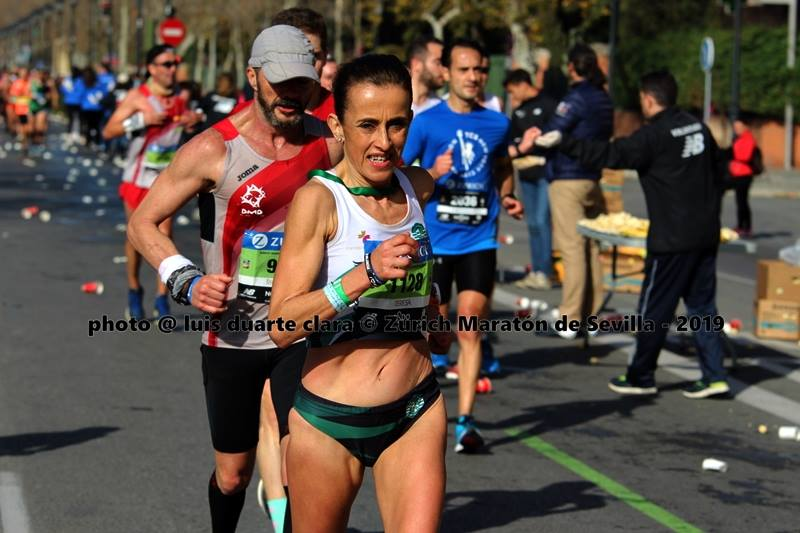Teresa Bernardo-maratona sevilha 2