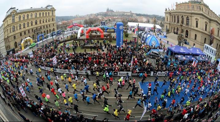 Meia Maratona Praga 1